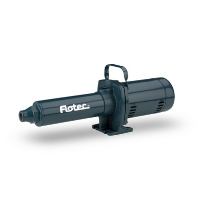 Pentair FP5722 Flotec 0.75 HP Multistage Cast Iron High Pressure Booster Pump