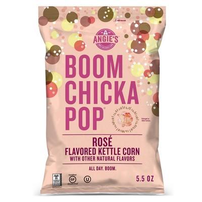 Angie's Boomchickapop Rose - 5.5oz