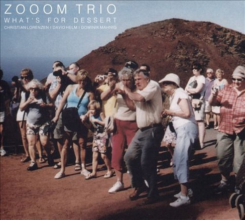 Zooom trio - What's for dessert (CD) - image 1 of 1