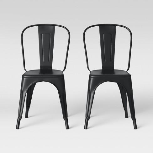 Carlisle High Back Dining Chair - Threshold™ - image 1 of 4