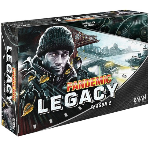 Zman Games Pandemic: Legacy Season 2 (Yellow Edition) Board Game - image 1 of 4