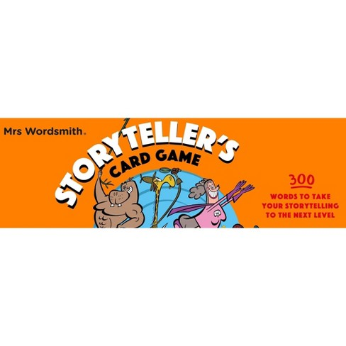 Storyteller's Card Game - by  Mrs Wordsmith (Hardcover) - image 1 of 1
