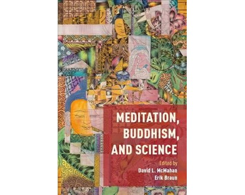 Meditation, Buddhism, and Science -  (Hardcover) - image 1 of 1