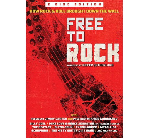 Free To Rock:How Rock & Roll Brought (DVD) - image 1 of 1