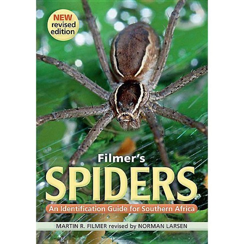 Filmer's Spiders - 2 Edition by  Martin R Filmer (Paperback) - image 1 of 1