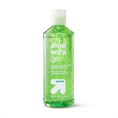 Green Aloe Vera Gel -16oz - up & up™