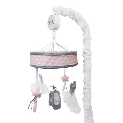 NoJo Mobile - Ballerina Bows - Pink