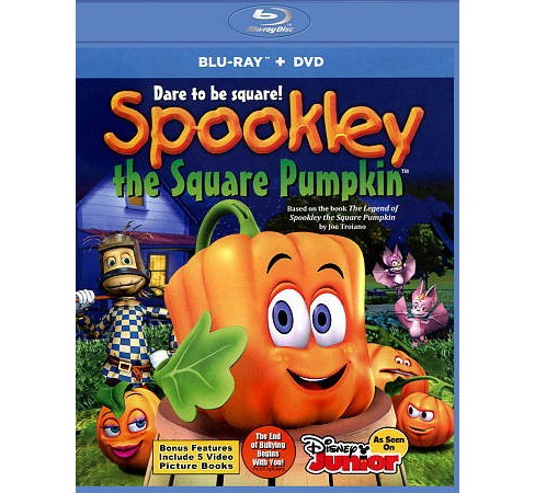 Spookley The Square Pumpkin (Blu-ray) - image 1 of 1