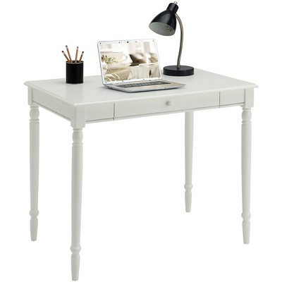 Gentil French Country Writing Desk   White   Johar Furniture : Target