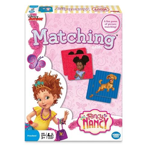 Fancy Nancy Matching Game - image 1 of 3