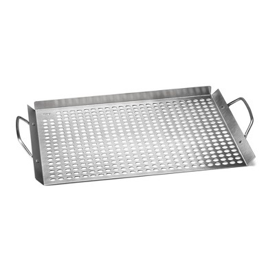 "11""x 17"" Stainless Steel Grill Grid - Outset"