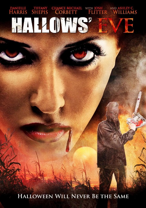 Hallows eve (DVD) - image 1 of 1