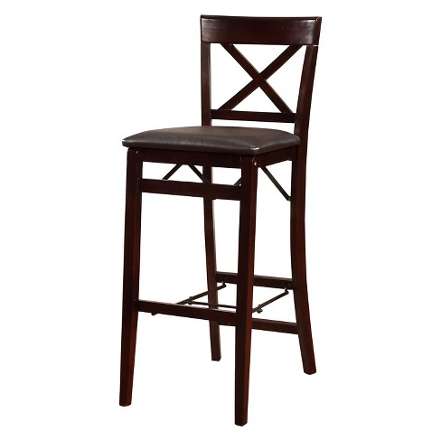 Folding Bar Stools With Back Droughtrelief Org