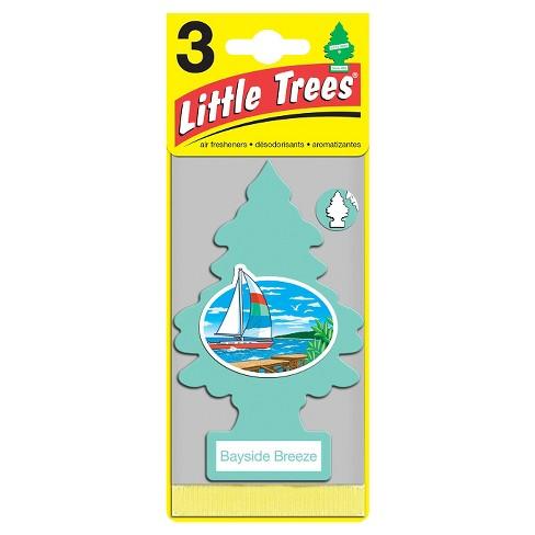 Little Trees Bayside Breeze Air Freshener 3pk - image 1 of 1