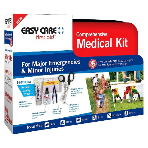 First Aid Easy Care Comprehensive Medical Kit - image 1 of 4