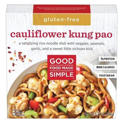 Good Food Made Simple Frozen Cauliflower Kung Pao - 9.75oz