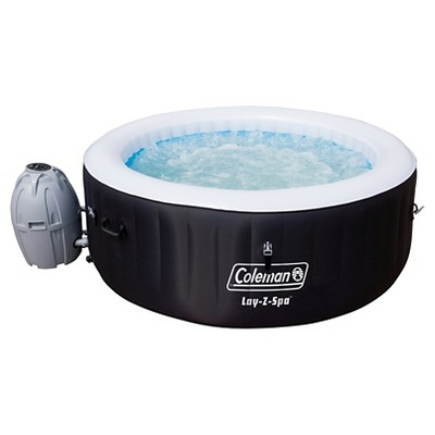Coleman® Lay Z Spa Inflatable Hot Tub   Black : Target