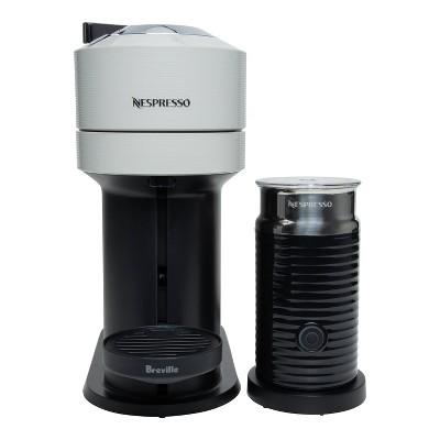 Nespresso Refurbished Vertuo Next Espresso Roast Coffee Bundle By Breville