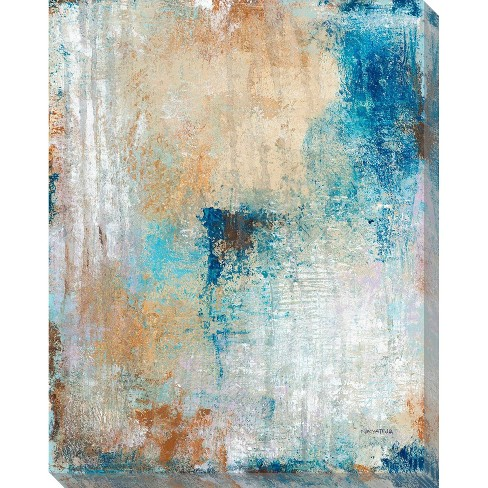 Winter Solace Unframed Wall Canvas Art - (24X30) - image 1 of 2