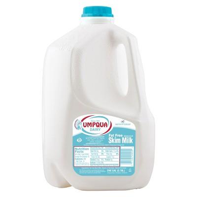 Umpqua Skim Milk - 1gal