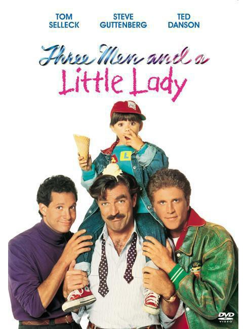 Three Men And A Little Lady (DVD) - image 1 of 1