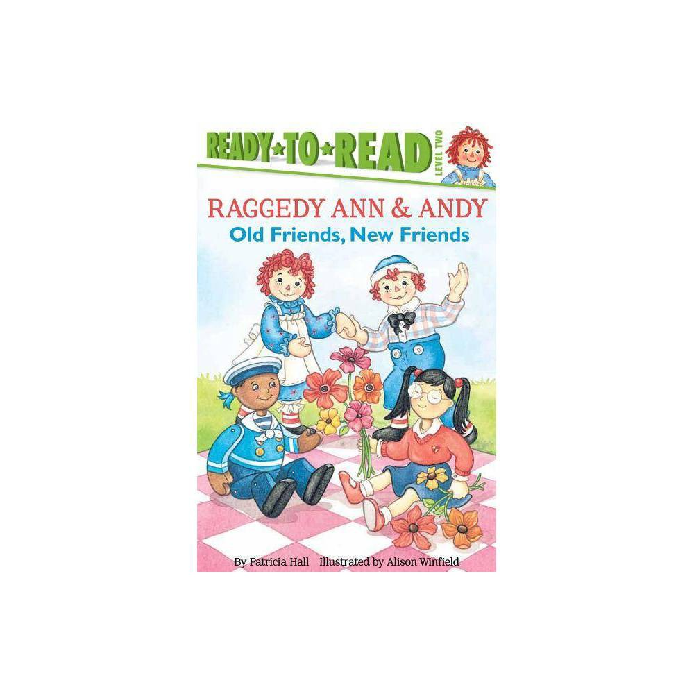Old Friends New Friends Raggedy Ann By Patricia Hall Paperback