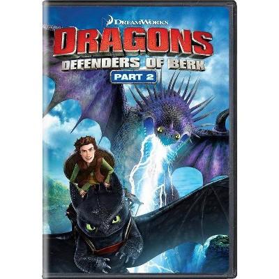 Dragons: Defenders of Berk, Part 2 (DVD)