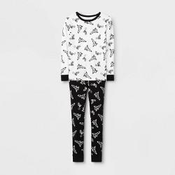 Boys' Pajama Set - Cat & Jack™ White