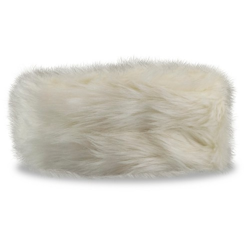 Toddler Girls  Long Faux Fur Cossack Hat - Cat   Jack™ Almond Cream ... 32de8b1ae7c