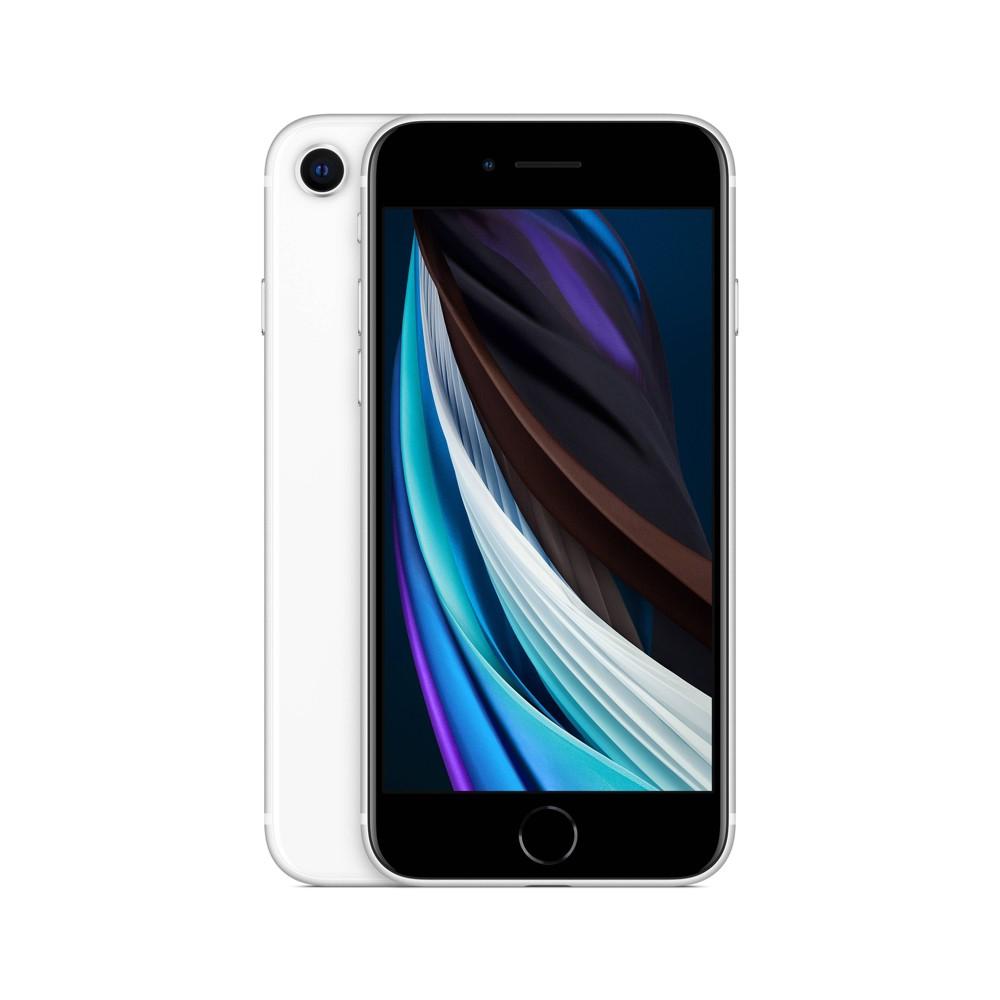Apple iPhone SE (2nd generation) Unlocked (64GB) - White