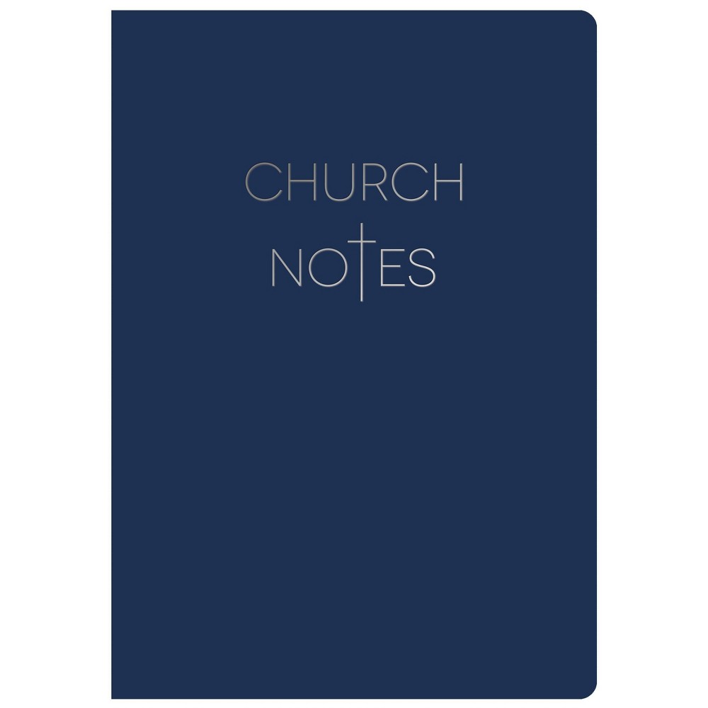 Image of Lined Journal Church Notes