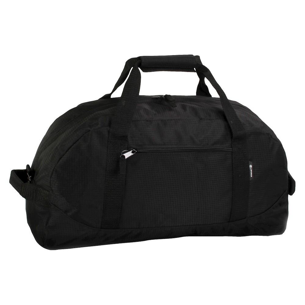 J World Lawrence 24 Sport Duffel Bag - Black