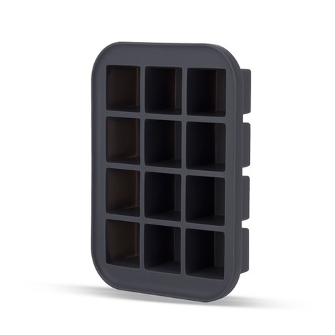 FROST Silicone Everyday Ice Tray Gray - image 1 of 4