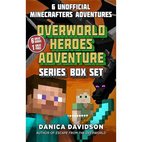 An Unofficial Overworld Heroes Adventure Series Box Set - by  Danica Davidson (Paperback) - image 1 of 1