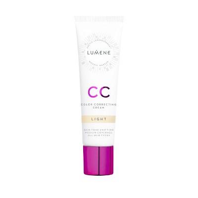 Lumene Nordic Chic CC Color Correcting Cream - 1oz