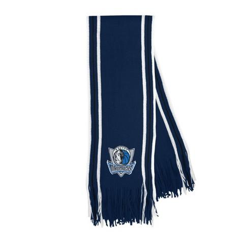 NBA Dallas Mavericks Stripe Fringe Scarf - image 1 of 1