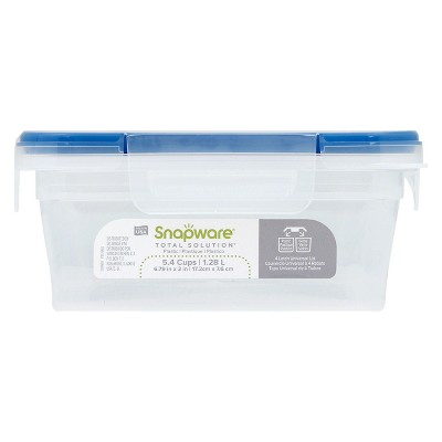 Snapware Total Solution Clear Food Storage Container