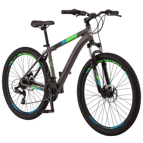 "Schwinn Men's 27.5"" Mountain Bike - Gray - image 1 of 4"