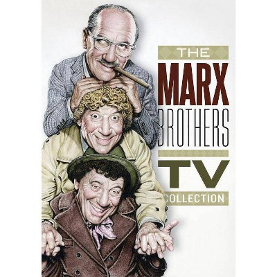 The Marx Brothers: TV Collection (DVD)(2014)
