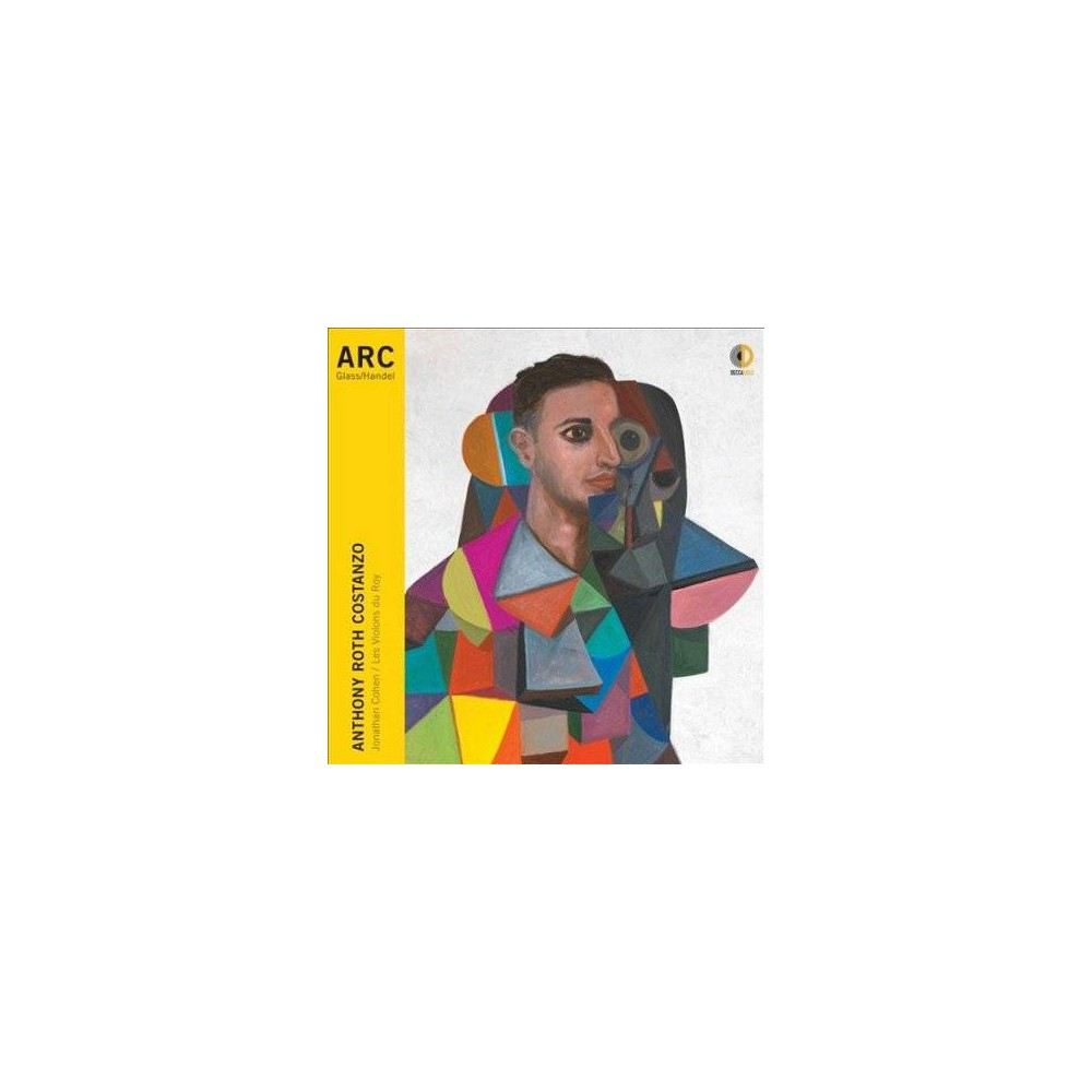 Anthony Ro Costanzo - Arc (CD)