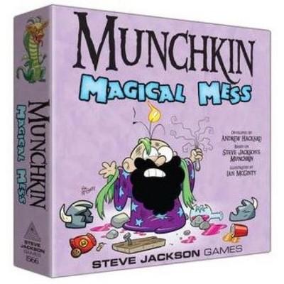 Munchkin - Magical Mess Board Game