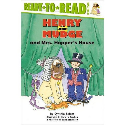 Henry and Mudge and Mrs. Hopper's House, Volume 22 - (Henry & Mudge) by  Cynthia Rylant (Paperback) - image 1 of 1
