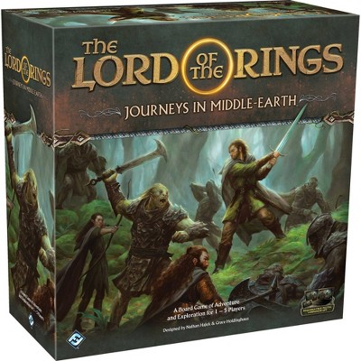 Lord of the Rings: Journeys in Middle-Earth Board Game