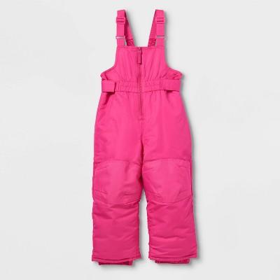 Toddler Girls' Snow Bib - Cat & Jack™ Pink