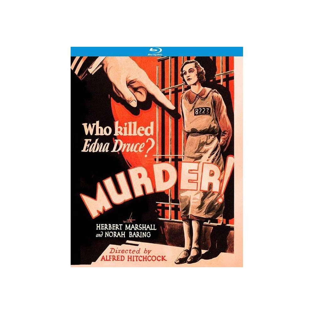 Murder Blu Ray