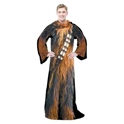 "Star Wars® Chewbacca Comfy Throw (46""x71"") - image 1 of 2"