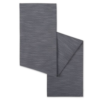 "15""X90"" Harper Table Runner Gray - Town & Country Living"
