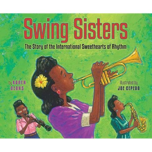 Swing Sisters - by  Karen Deans (Hardcover) - image 1 of 1