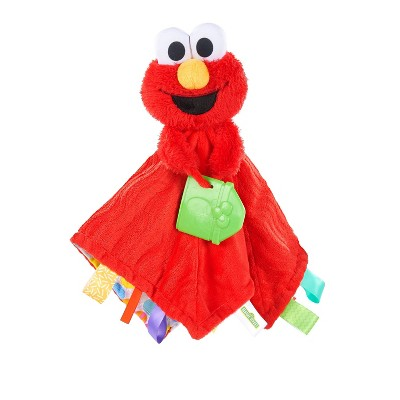 Bright Starts Snuggles with Elmo Baby's First Soothing Blanket