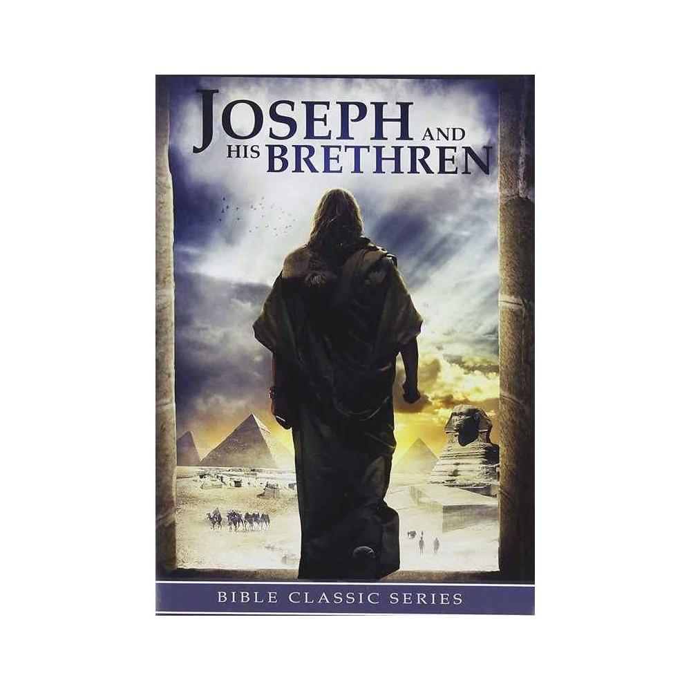 Joseph And His Brethren Dvd 2015